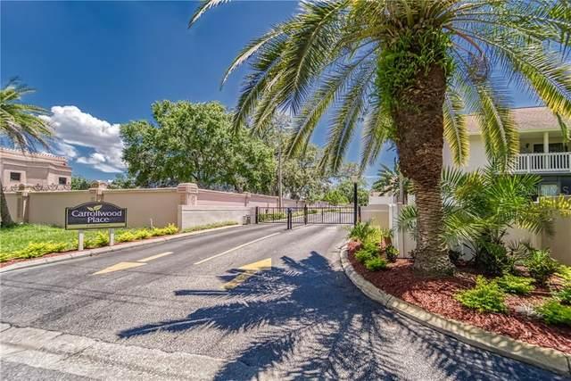 3706 Greenery Court #106, Tampa, FL 33618 (MLS #T3253203) :: Florida Real Estate Sellers at Keller Williams Realty