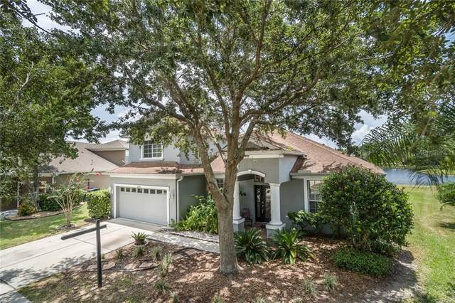 10725 Banfield Drive, Riverview, FL 33579 (MLS #T3253251) :: Team Bohannon Keller Williams, Tampa Properties