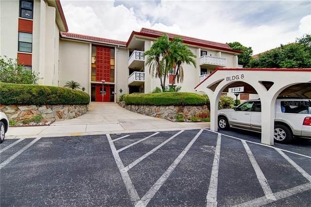 2612 Pearce Drive #306, Clearwater, FL 33764 (MLS #T3253336) :: Team Borham at Keller Williams Realty