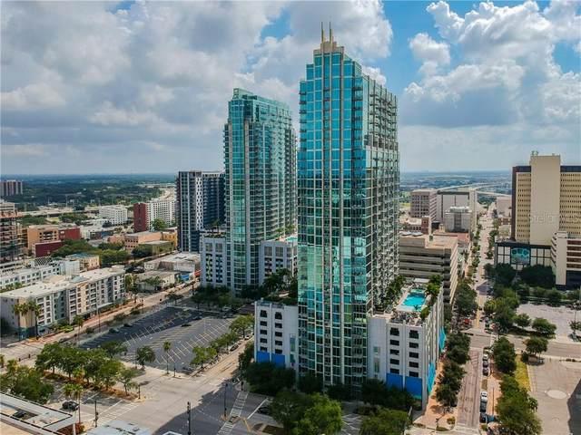777 N Ashley Drive #2407, Tampa, FL 33602 (MLS #T3253367) :: Team Bohannon Keller Williams, Tampa Properties