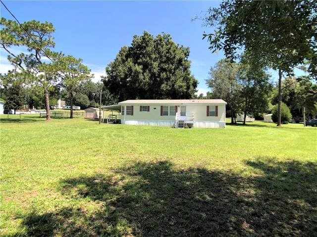36905 Indian Lake Cemetery Road, Dade City, FL 33523 (MLS #T3253429) :: Delgado Home Team at Keller Williams