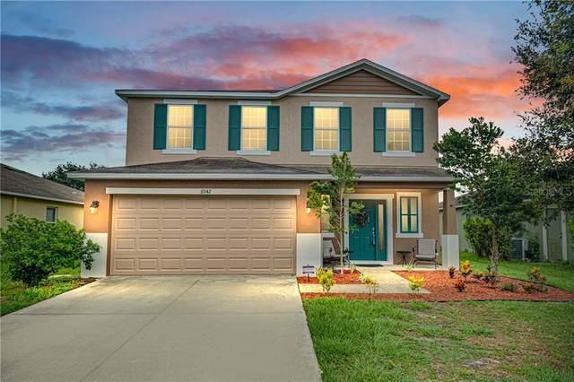 6942 Glenbrook Drive, Lakeland, FL 33811 (MLS #T3253455) :: The Price Group