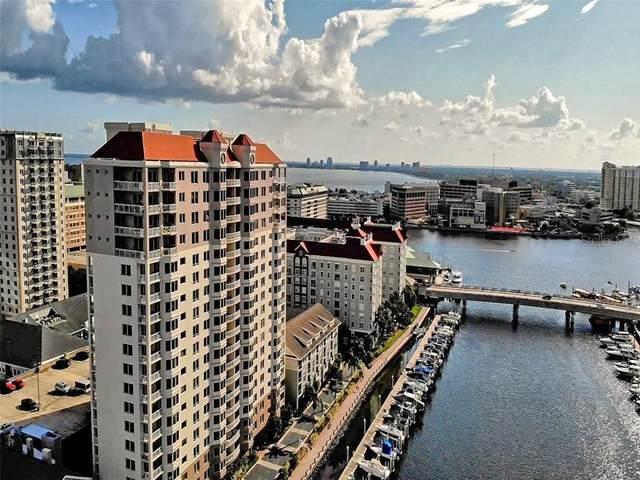 371 Channelside Walk Way #602, Tampa, FL 33602 (MLS #T3253513) :: MavRealty