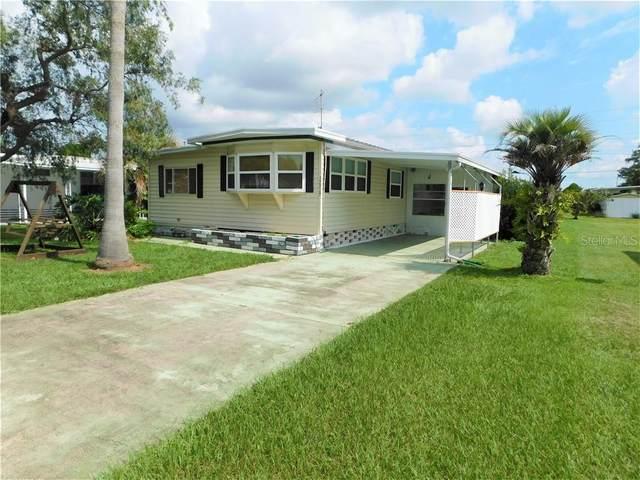 37315 Sandra Avenue, Zephyrhills, FL 33542 (MLS #T3253570) :: Team Borham at Keller Williams Realty