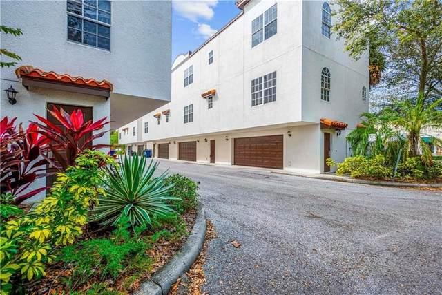 2315 W North A Street #10, Tampa, FL 33609 (MLS #T3253683) :: Team Bohannon Keller Williams, Tampa Properties