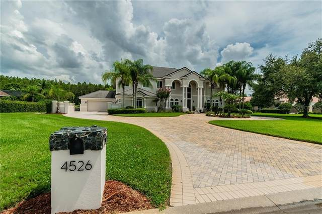 4526 Cheval Boulevard, Lutz, FL 33558 (MLS #T3253732) :: Premier Home Experts