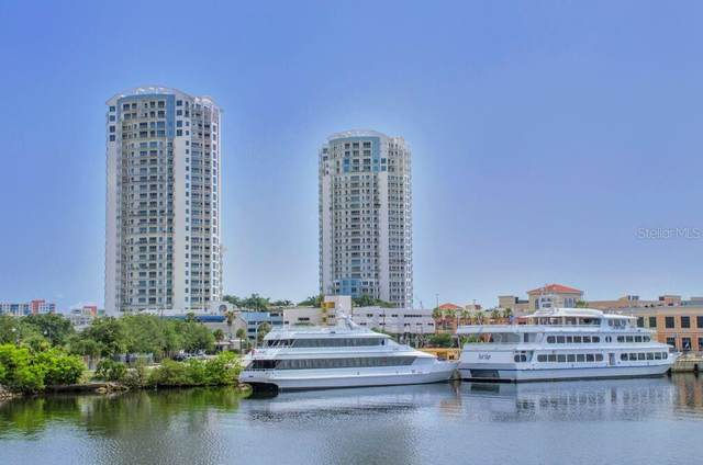 449 S 12TH Street #2304, Tampa, FL 33602 (MLS #T3253902) :: Premium Properties Real Estate Services