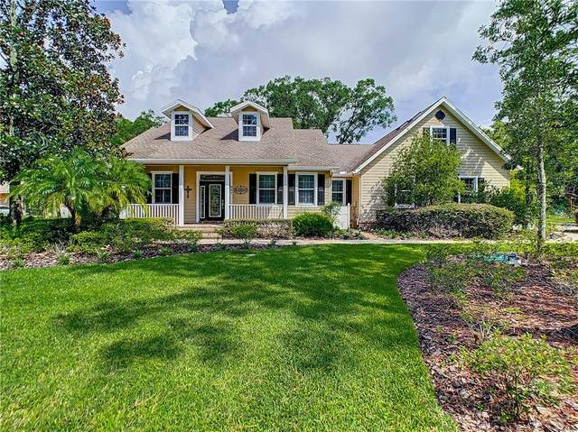 921 Lake Charles Circle, Lutz, FL 33548 (MLS #T3253957) :: Lockhart & Walseth Team, Realtors