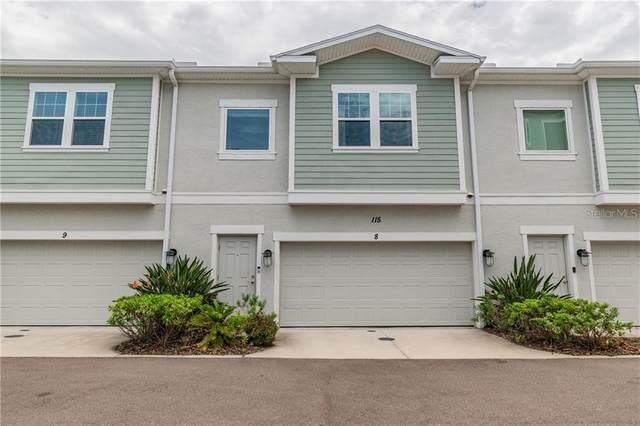 115 N Arrawana Avenue #8, Tampa, FL 33609 (MLS #T3253960) :: Team Bohannon Keller Williams, Tampa Properties