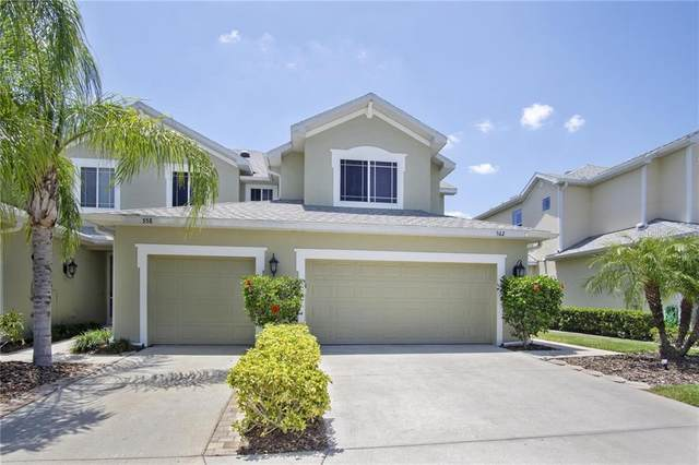 562 Harbor Ridge Drive, Palm Harbor, FL 34683 (MLS #T3254013) :: Gate Arty & the Group - Keller Williams Realty Smart
