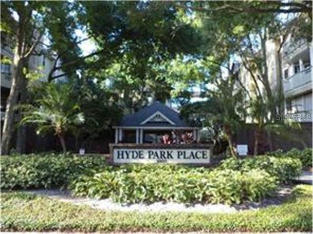 1000 W Horatio Street #326, Tampa, FL 33606 (MLS #T3254216) :: Homepride Realty Services