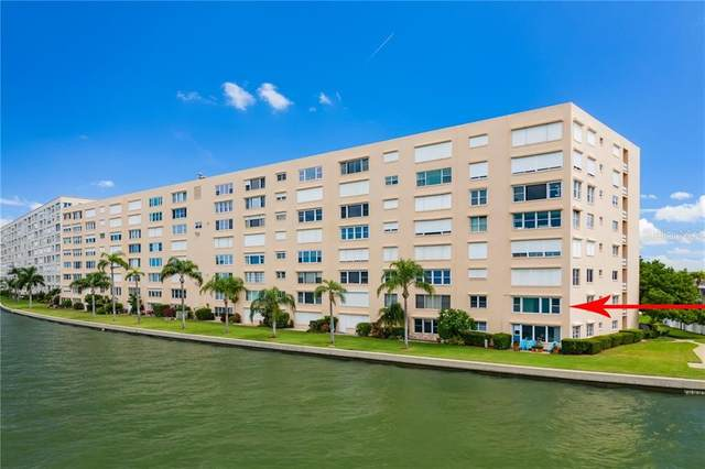 5900 Shore Boulevard S #201, Gulfport, FL 33707 (MLS #T3254586) :: Homepride Realty Services