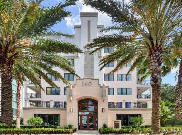 146 4TH Avenue NE #502, St Petersburg, FL 33701 (MLS #T3254809) :: Ramos Professionals Group