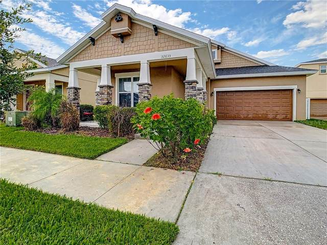 32635 Harmony Oaks Drive, Wesley Chapel, FL 33545 (MLS #T3255076) :: Team Borham at Keller Williams Realty