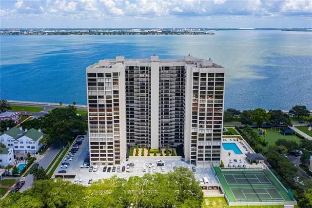 3301 Bayshore Boulevard 1406C, Tampa, FL 33629 (MLS #T3255115) :: Team Bohannon Keller Williams, Tampa Properties