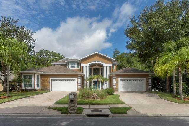 1624 E Lake Woodlands Parkway, Oldsmar, FL 34677 (MLS #T3255543) :: Cartwright Realty