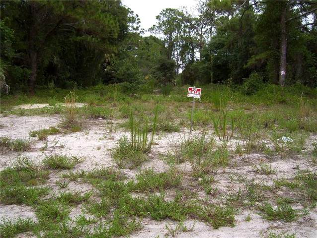 Lot 8 Block 207 Cornsilk Terrace, North Port, FL 34286 (MLS #T3255578) :: Griffin Group