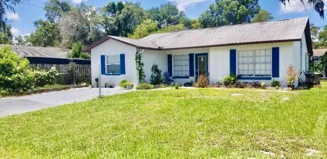 4645 Wisteria Drive, Zephyrhills, FL 33542 (MLS #T3255739) :: Team Buky