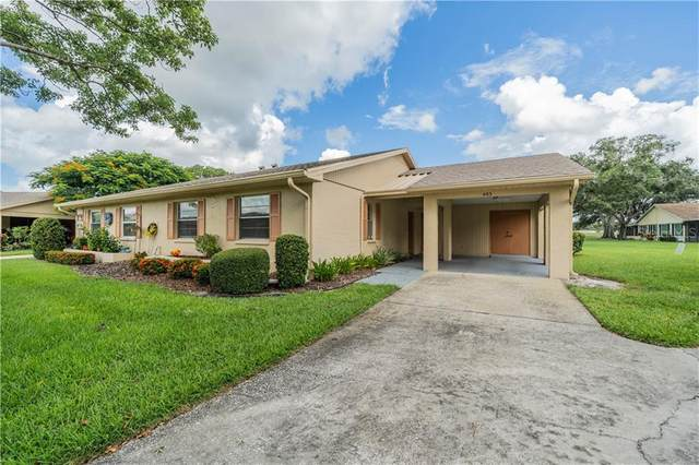 405 Gladstone Place #100, Sun City Center, FL 33573 (MLS #T3255741) :: Delta Realty Int