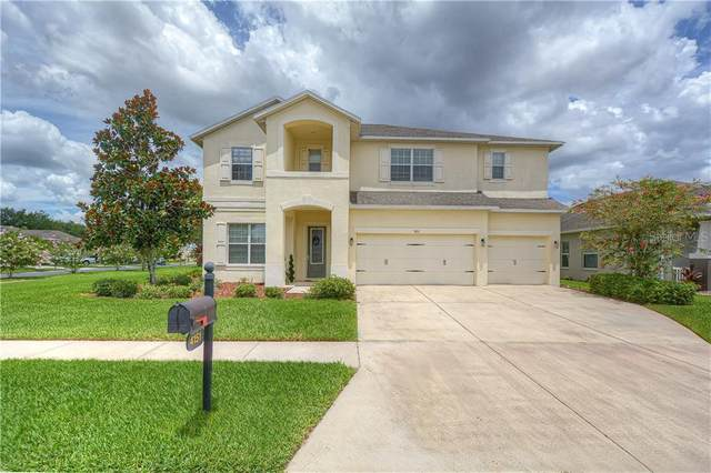 4151 Wildstar Circle, Wesley Chapel, FL 33544 (MLS #T3255811) :: Zarghami Group