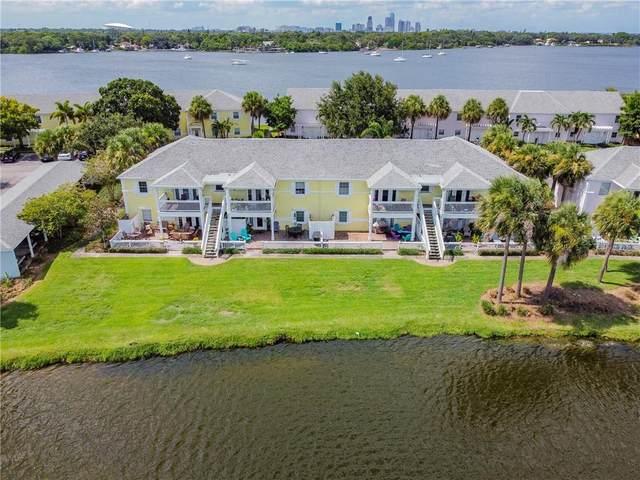 166 Pompano Drive SE D, St Petersburg, FL 33705 (MLS #T3255888) :: Keller Williams on the Water/Sarasota
