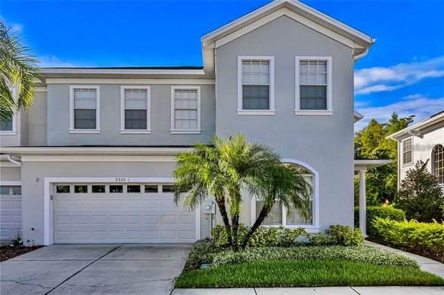 8320 Manor Club Circle #1, Tampa, FL 33647 (MLS #T3255901) :: Cartwright Realty