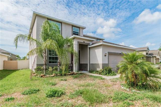 15432 Long Cypress Drive, Ruskin, FL 33573 (MLS #T3256015) :: Griffin Group