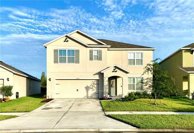 2205 Blue Highlands Drive, Lakeland, FL 33811 (MLS #T3256098) :: Cartwright Realty