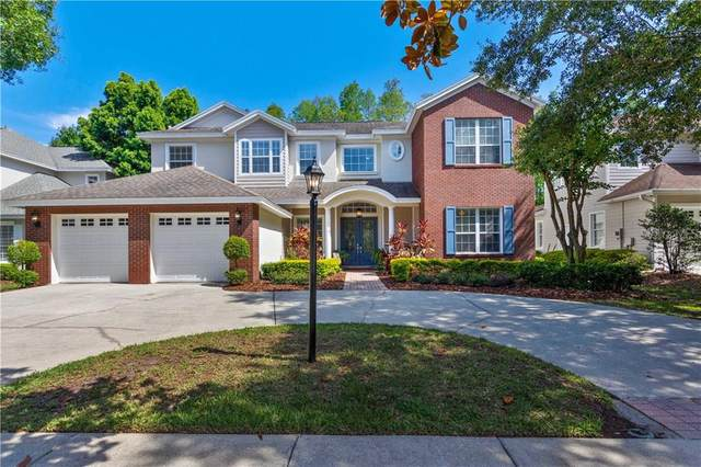 10814 Tradition Loop, Tampa, FL 33618 (MLS #T3256224) :: Medway Realty