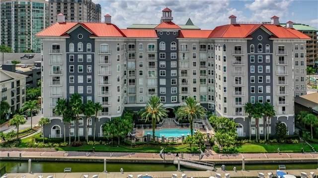 700 S Harbour Island Boulevard #812, Tampa, FL 33602 (MLS #T3256243) :: Team Buky