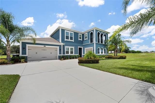 17911 Barn Close Drive, Lutz, FL 33559 (MLS #T3256452) :: GO Realty