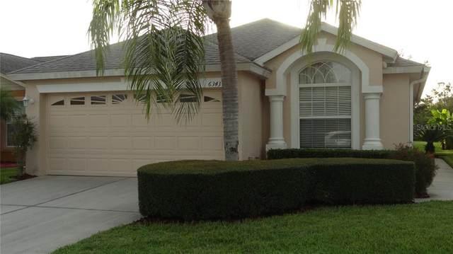 6343 Gentle Ben Circle, Wesley Chapel, FL 33544 (MLS #T3256473) :: Premier Home Experts