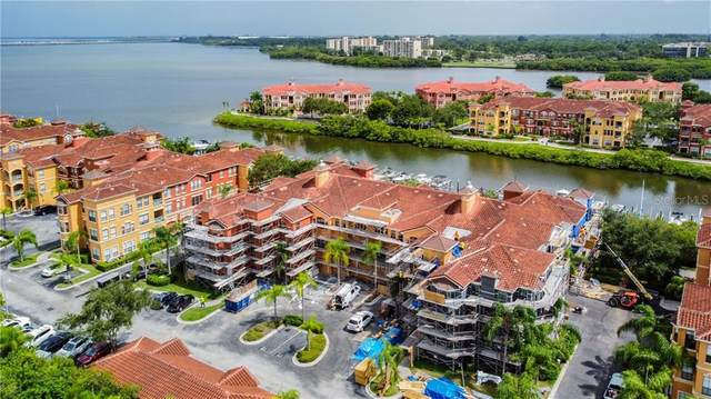 2741 Via Cipriani 931A, Clearwater, FL 33764 (MLS #T3256500) :: Homepride Realty Services