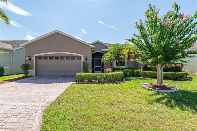 10042 Cleghorn Dr, San Antonio, FL 33576 (MLS #T3256503) :: Delgado Home Team at Keller Williams