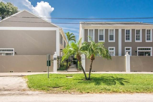 2802 W Cleveland Street A, Tampa, FL 33609 (MLS #T3256521) :: The Duncan Duo Team