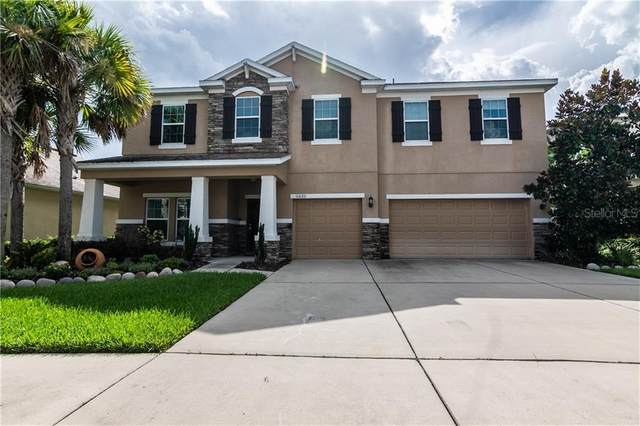 11220 Coventry Grove Circle, Lithia, FL 33547 (MLS #T3256526) :: The Duncan Duo Team