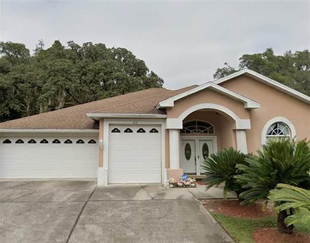 212 Hidden Lake Drive, Brandon, FL 33511 (MLS #T3256571) :: GO Realty