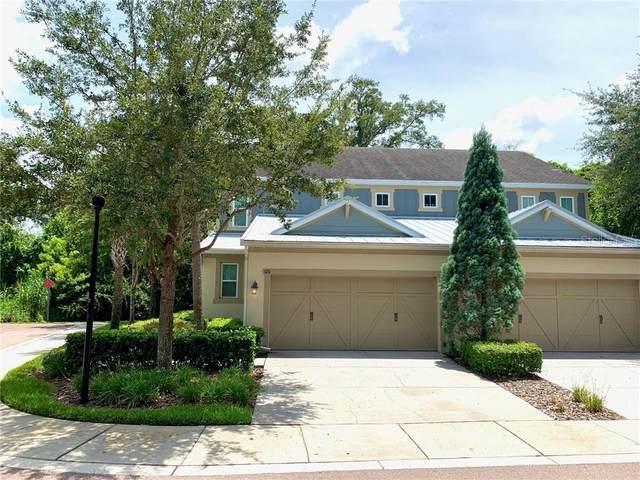 120 Grande Villa Drive, Lutz, FL 33548 (MLS #T3256612) :: Team Bohannon Keller Williams, Tampa Properties