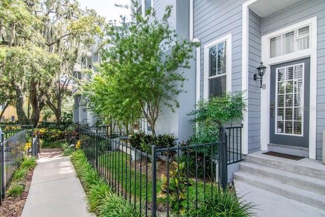 919 S Rome Avenue #8, Tampa, FL 33606 (MLS #T3256620) :: Team Bohannon Keller Williams, Tampa Properties