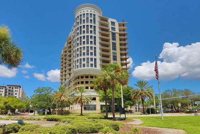 275 Bayshore Boulevard #802, Tampa, FL 33606 (MLS #T3256654) :: The Duncan Duo Team