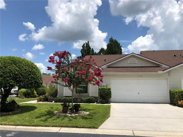 1708 Lake Heron Drive, Lutz, FL 33549 (MLS #T3256684) :: Premier Home Experts