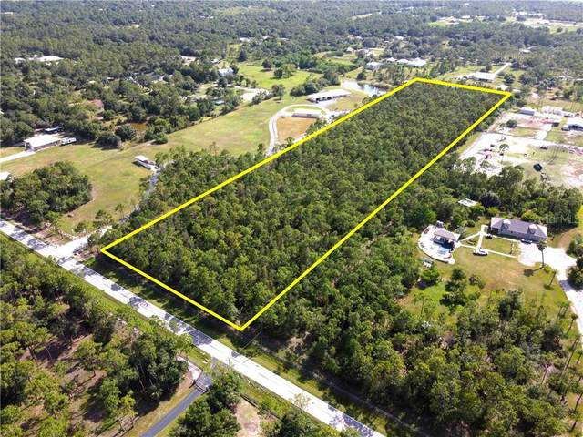 19801 Nalle Road, North Fort Myers, FL 33917 (MLS #T3256694) :: Dalton Wade Real Estate Group