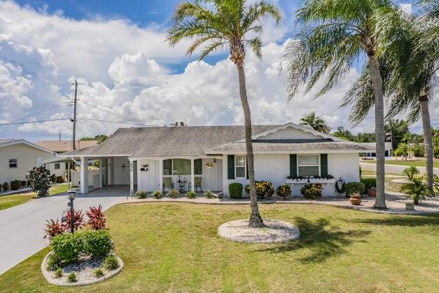 836 Oakmont Avenue, Sun City Center, FL 33573 (MLS #T3256704) :: Dalton Wade Real Estate Group