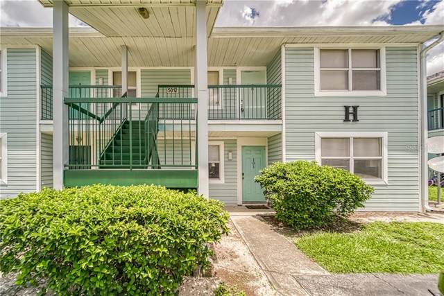 5012 Terrace Palms Circle #201, Tampa, FL 33617 (MLS #T3256762) :: GO Realty