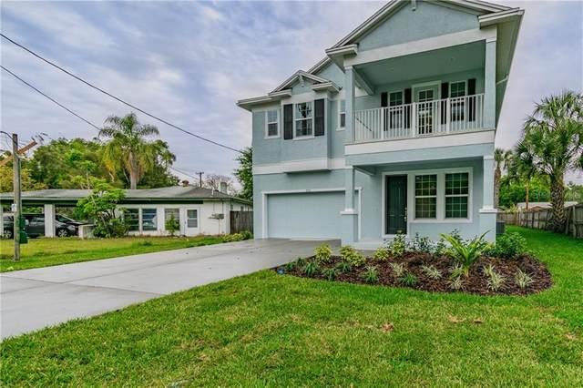 919 W Warren Avenue, Tampa, FL 33602 (MLS #T3256948) :: GO Realty