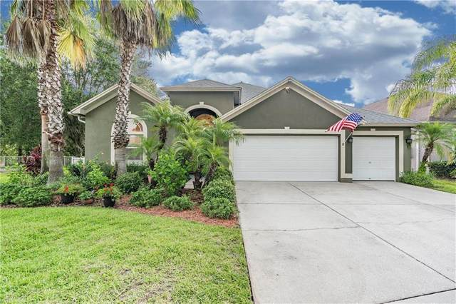 2334 Brenthaven Crossing Court, Lutz, FL 33558 (MLS #T3257031) :: Gate Arty & the Group - Keller Williams Realty Smart
