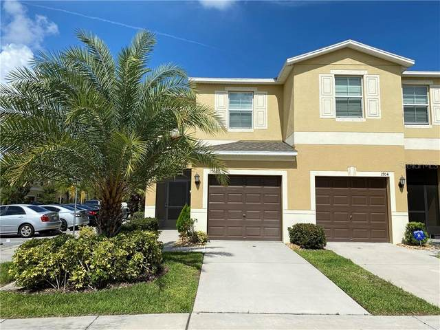 1702 Ivory Goose Place, Ruskin, FL 33570 (MLS #T3257211) :: Dalton Wade Real Estate Group