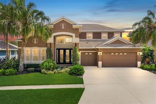 8758 Crystal Creek Court, Land O Lakes, FL 34638 (MLS #T3257230) :: Gate Arty & the Group - Keller Williams Realty Smart