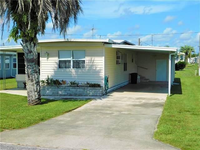 5331 Flint Street, Zephyrhills, FL 33542 (MLS #T3257304) :: Team Borham at Keller Williams Realty