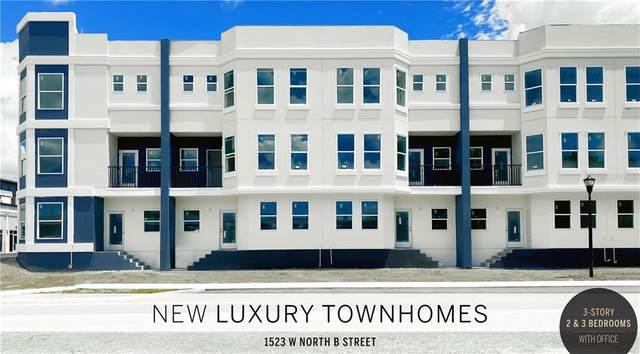 1523 W North B Street #16, Tampa, FL 33606 (MLS #T3257320) :: Armel Real Estate